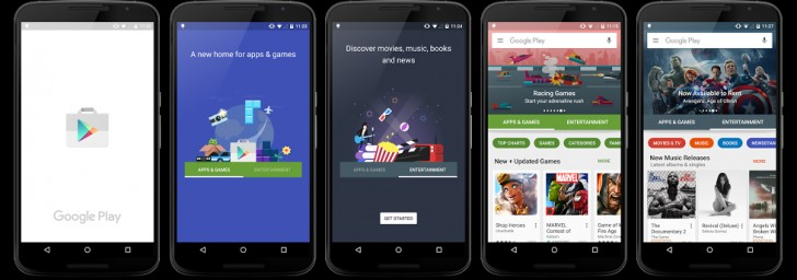 Google Play Store czeka poważne przemeblowanie