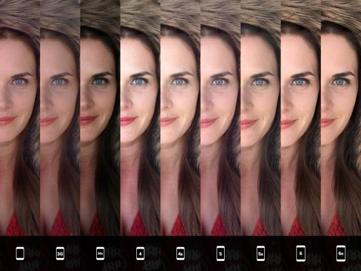 iPhone 6s ? szerokie porównanie jakości zdjęć z poprzednimi iPhone?ami