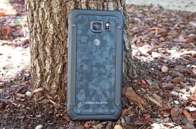 Samsung Galaxy S6 Active ? test wytrzymałości baterii