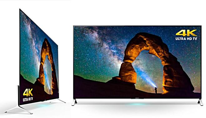Sony ogłasza cenę i szczegóły dla swoich ultra-cienkich telewizorów 4K UHD opartych na Androidzie