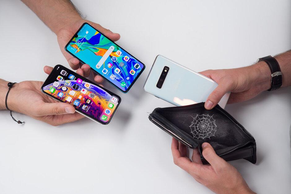 Czy dotarliśmy do końca inflacji cen smartfonów?