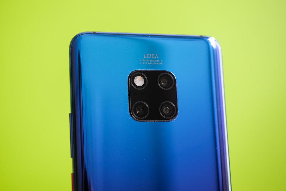 Galaxy Note 10 i iPhone 11 są dowodem na to, że Huawei jest liderem w branży smartfonów