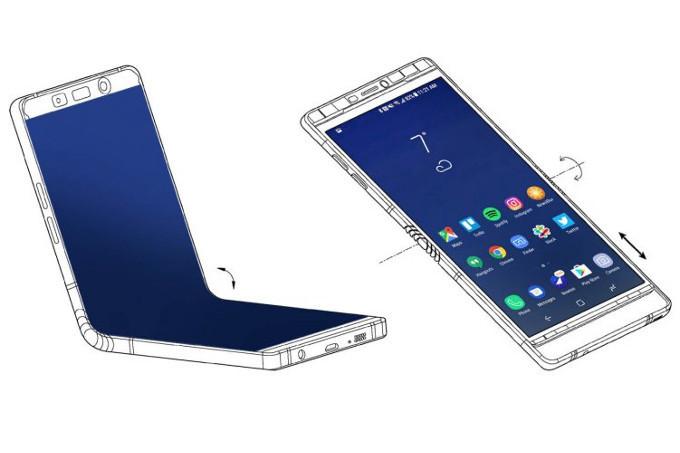 Składany telefon Samsunga: przegląd plotek na temat Galaxy F