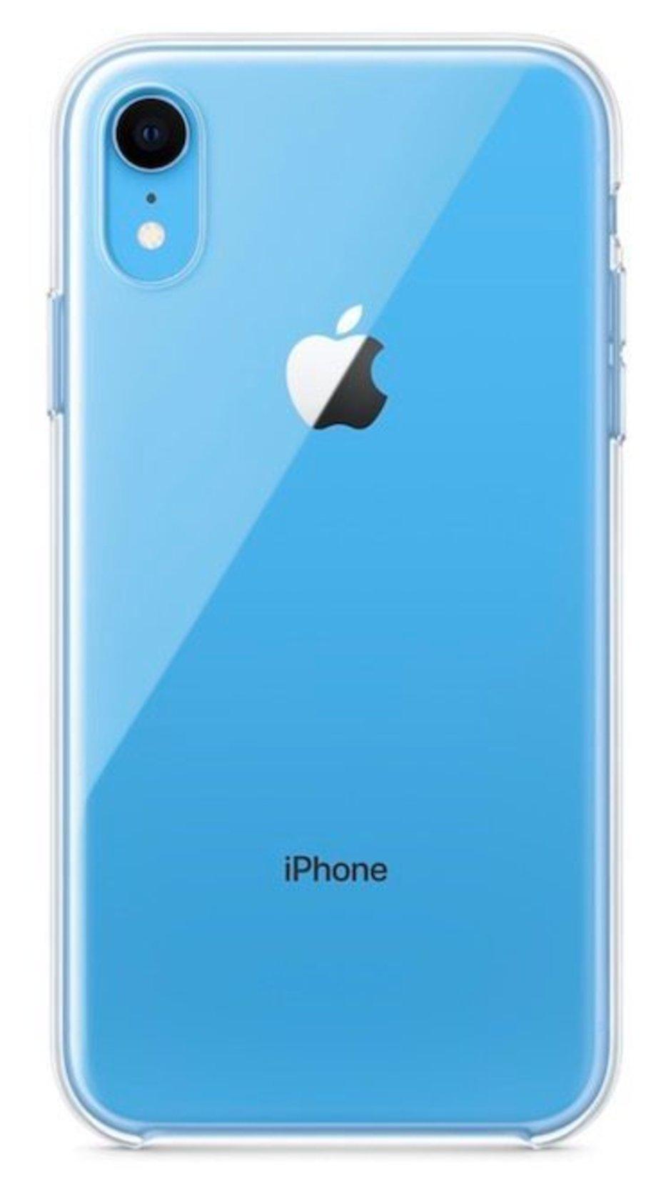 Pierwsze w historii przezroczyste etui do Apple iPhone XR